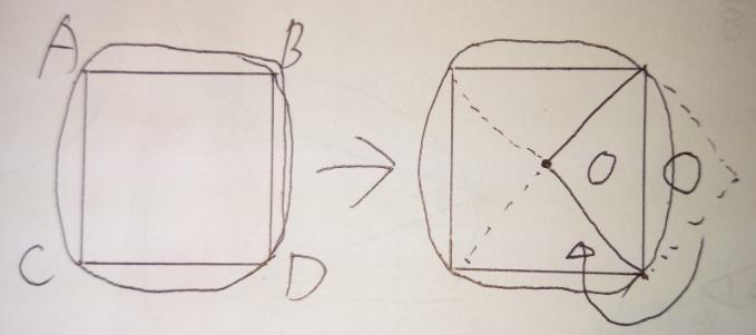 円と正方形で覚えるルールはこの2つ!―「中学受験+塾なし」の勉強法!