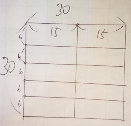 図形の切り分け・「~~がともに整数」:最大公約数と最小公倍数系の問題―「中学受験+塾なし」の勉強法!